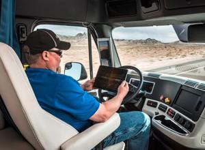 World Premiere Freightliner Inspiration Truck - Copyright: Daimler