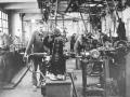 Die Produktion in den frühen 1950er-Jahren