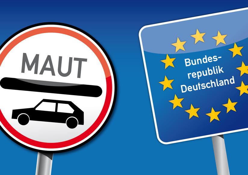 Maut für Deutschland? Nicht konform mit EU-Recht sagt Brüssel.
