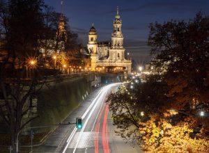 Verkehr in Dresden