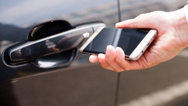 Handy als Autoschlüssel: eine clevere Lösung?