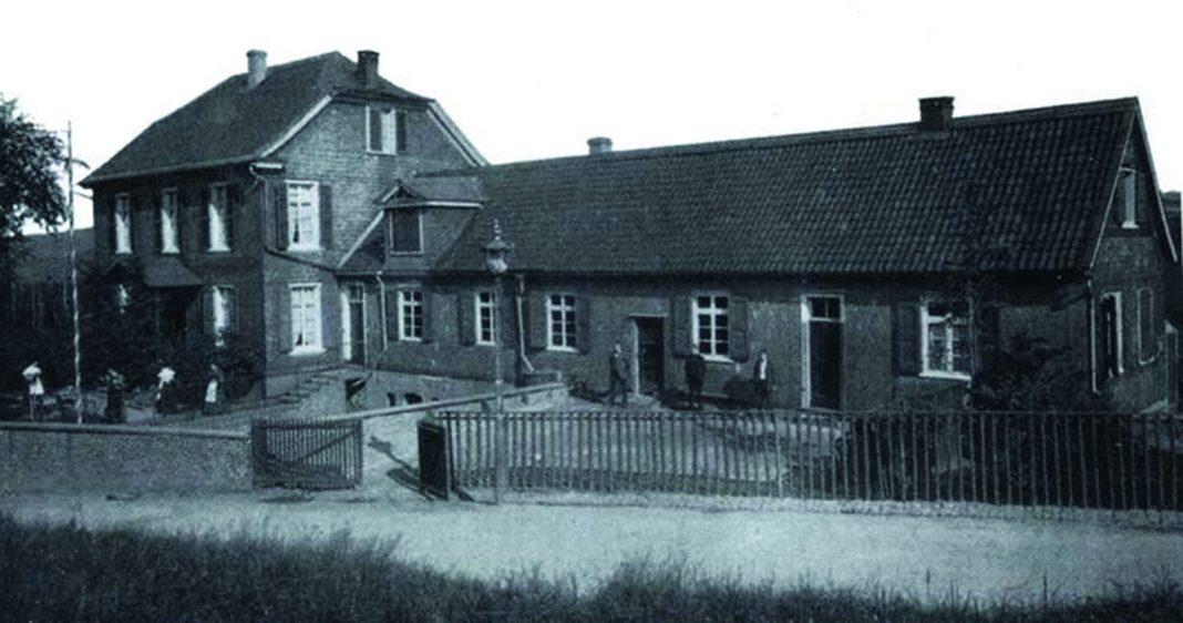 Das febi Stammhaus von 1844