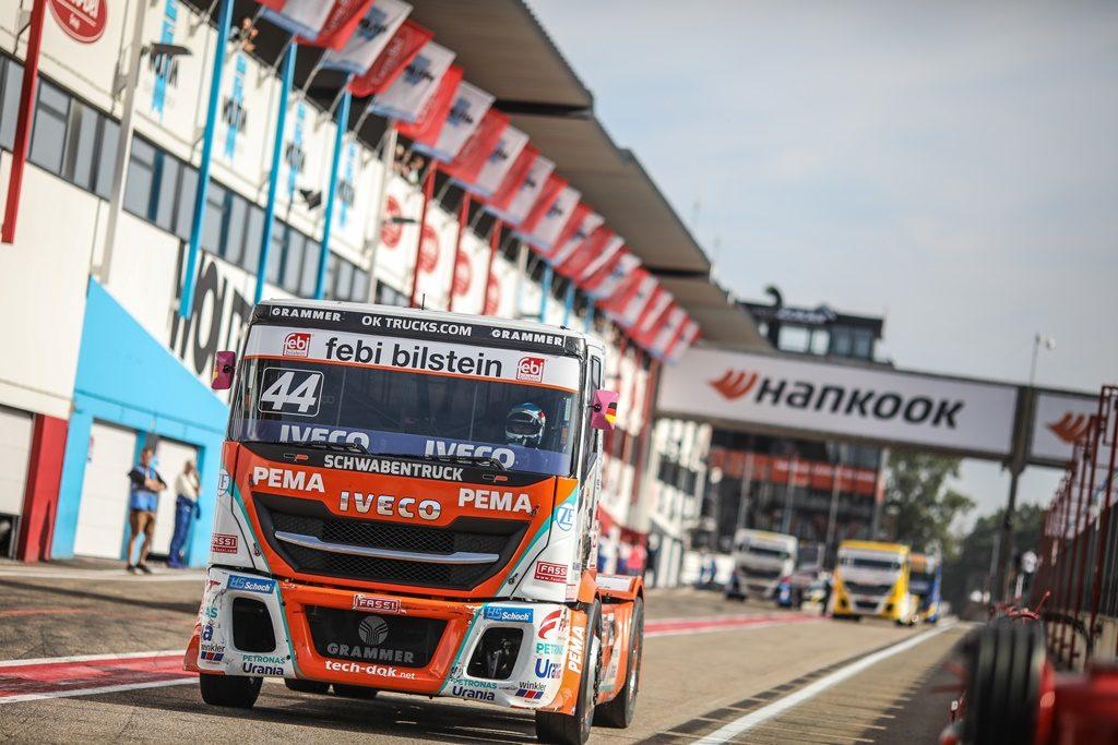 Race Truck von Steffi Halm